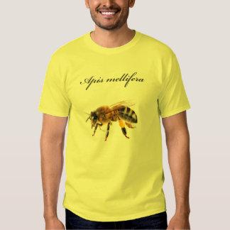 Apis Mellifera Honey Bee Beekeeping Shirts