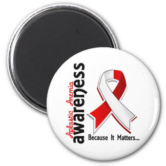 Aplastic Anemia Awareness 5 Magnet