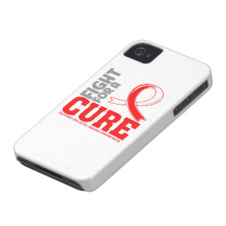 Aplastic Anemia Fight For A Cure iPhone 4 Case-Mate Cases