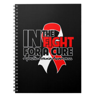 Aplastic Anemia In The Fight For a Cure Note Book