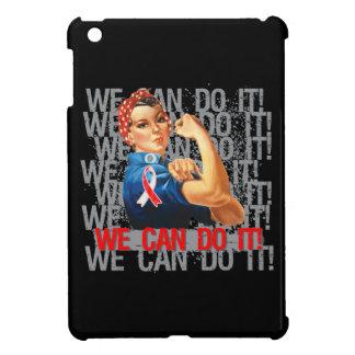 Aplastic Anemia Rosie WE CAN DO IT iPad Mini Cover