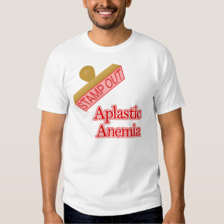 Aplastic Anemia T Shirt