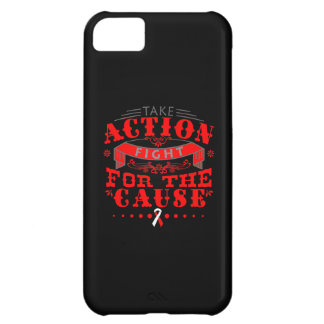 Aplastic Anemia Take Action Fight For The Cause iPhone 5C Cover