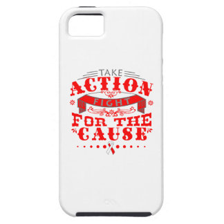Aplastic Anemia Take Action Fight For The Cause iPhone 5 Case