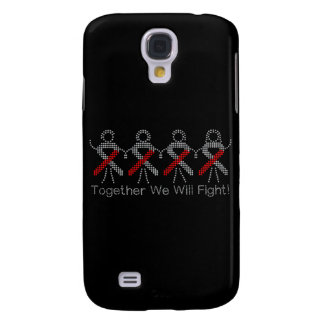 Aplastic Anemia Together We Will Fight Galaxy S4 Cover