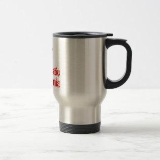 Aplastic Anemia Travel Mug
