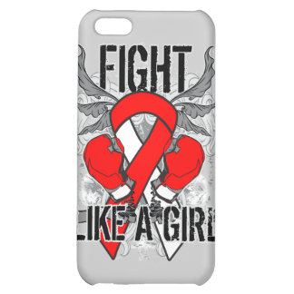 Aplastic Anemia Ultra Fight Like A Girl iPhone 5C Cases