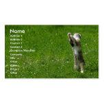 Aplauda sus manos #1 plantillas de tarjetas de visita