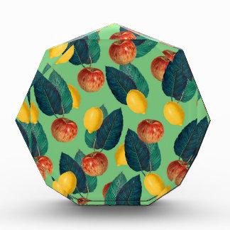 aples and lemons green award