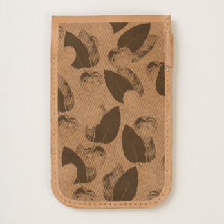 aples and lemons green iPhone 6/6S case