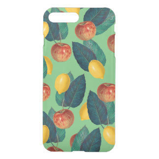 aples and lemons green iPhone 8 plus/7 plus case