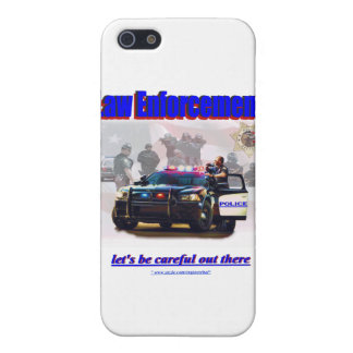 Aplicación de ley iPhone 5 cobertura