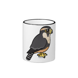 Aplomado Falcon Mugs