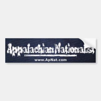 ApNat Bumpersticker Bumper Sticker