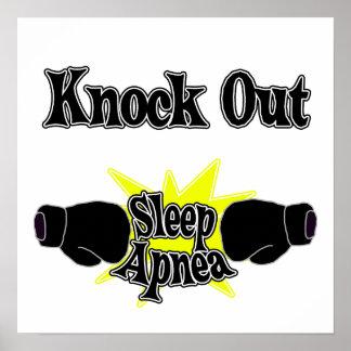 Apnea de sueño impresiones