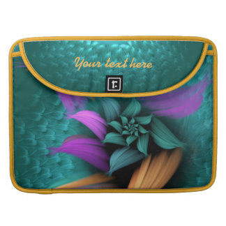Apo Flower MacBook Pro Sleeves