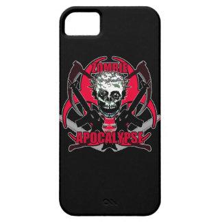 Apocalipsis 14 del zombi iPhone 5 funda