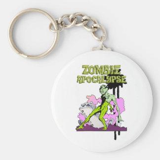 Apocalipsis del zombi llavero