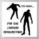 apocalipsis del zombi poster