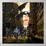 Apocalipsis: Poster grande del extremo futuro del
