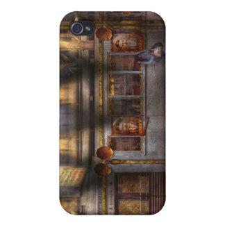 - Apocalíptico - obediencia y conformidad espeluzn iPhone 4 Cárcasa