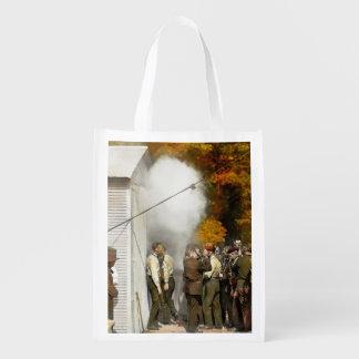 Apocalypse - Apocalypse party 1923 Reusable Grocery Bag