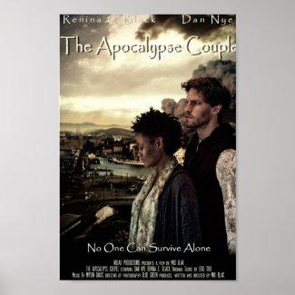 Apocalypse Couple Movie Poster