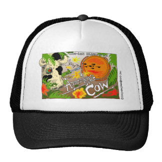 Apocalypse Cow Funny Gifts Tees Cards Etc. Hats