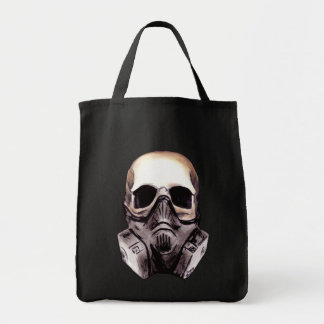 Apocalypse Grocery Tote Bag