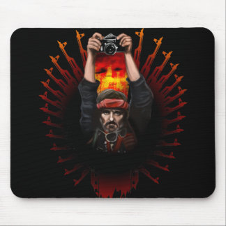 Apocalypse Now - Dennis Hopper Mouse Pad