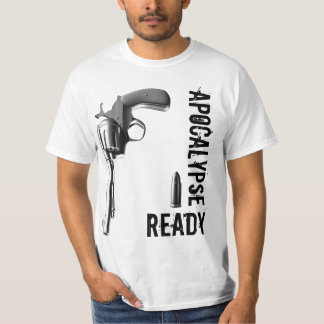 Apocalypse Ready (light) T-Shirt