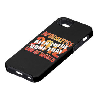 Apocalypse Survivor iPhone SE/5/5s Case