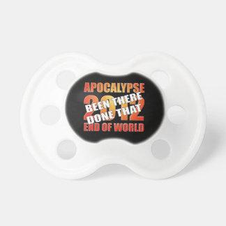 Apocalypse Survivor Pacifier