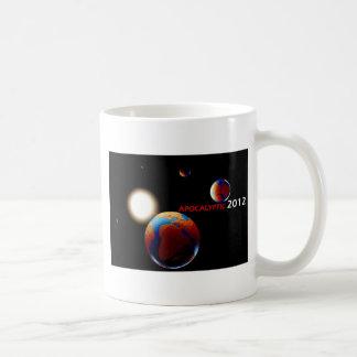 Apocalyptic 2012 mugs