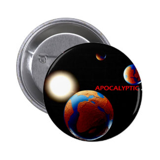 Apocalyptic 2012 pin