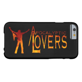 Apocalyptic Lovers - Cell Pone Cases! Barely There iPhone 6 Case