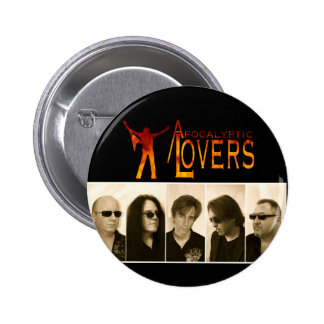 Apocalyptic Lovers - Classic Rock Button