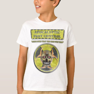 Apocalyptic Pest Control T-Shirt