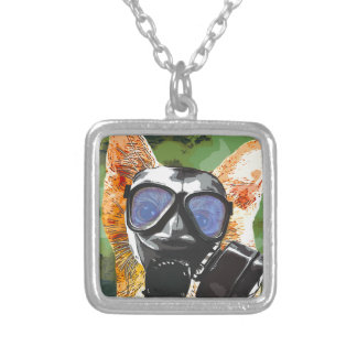 Apoco Cat Personalized Necklace