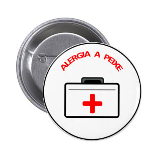 Apodo a los estudiantes de medicina de Bóton: Aler Pin Redondo De 2 Pulgadas