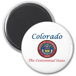 Apodo de Colorado Imán Redondo 5 Cm