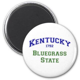 Apodo de Kentucky Imán Redondo 5 Cm