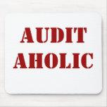 Apodo grosero del interventor - Auditaholic Alfombrillas De Ratones