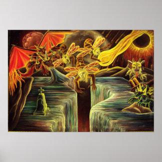 Apokalypsis Lesu Cristi Poster