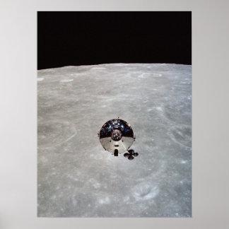 Apollo 10 Command & Service Modules Poster
