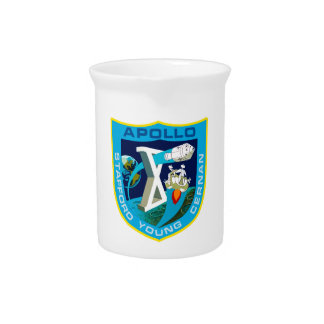 Apollo 10: To the Moon Drink Pitcher