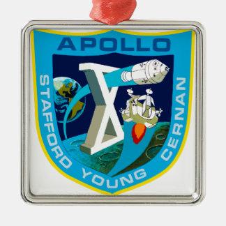Apollo 10 To the Moon Christmas Ornament