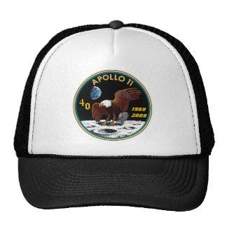 Apollo 11: 40th Anniversary logo! Trucker Hat