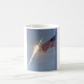 Apollo 11 coffee mug
