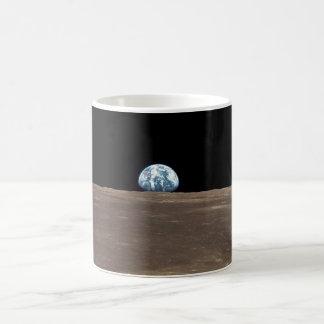 APOLLO 11 EARTHRISE (earth moon solar system) ~ Coffee Mug